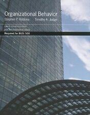 Organizational Behavior 978-0-555-01227-7
