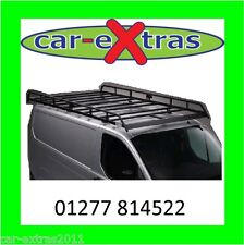 2.8mx1.6m Modular Roof Rack for Trafic and Vivaro 2014 on L1 H1 Tailgate