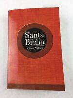 Santa Biblia Holy Bible 1977 Reina Valera Spanish Bible Paperback