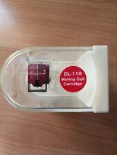 Denon DL 110 cartridge testina tonabnehmer cellule