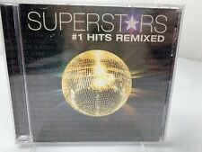 Superstars #1 Hits Remixed by Various Artists (CD, May-2005, BMG Heritage) New