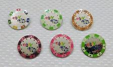 2006 eBay Live Las Vegas Poker Chip Enamel Pins