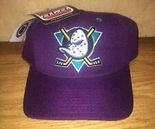 Vintage NWT NHL Mighty Ducks Puma Adjustable One Size Snapback Hat Cap