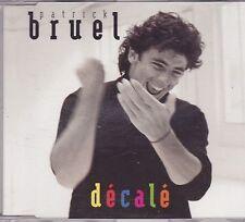 Patrick Bruel-Decale cd maxi single