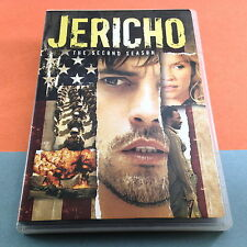 Jericho The Complete Second Season (DVD/2004/2 Discs) WRAP REMOVED BUT BRAND NEW