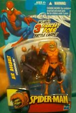 Marvel SPIDER-MAN Universe HOBGOBLIN legends 3.75 inch pumpkin bomb MOC HASBRO