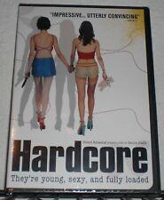 Hardcore (DVD, 2005) Greek Lesbian / Gay NEW