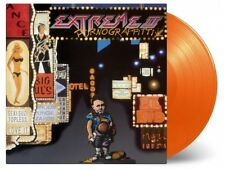 Extreme - Pornograffitti - LP ORANGE 180 gram Vinyl Lim 1500 Numbered NEW SEALED