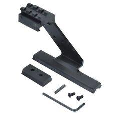 Hot Sale Tactical Pistol Scope Mount Weaver & Picatinny Rail Sight Laser Light
