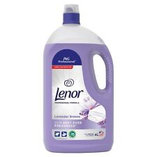 Lenor Professional Fabric Conditioner Lavender Breeze 4L 200 Washes