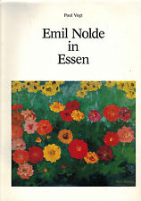 Paul vogt: Emil Nolde à Essen, en exclusivité-production caisse d'épargne, Lin dép 1987