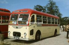 Red & White - Bristol - SWO 986 - Original 35mm Slide c/w copyright