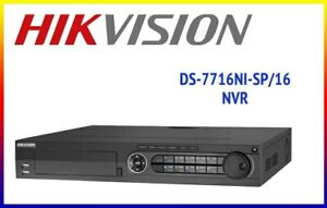 Hikvision DS-7716NI-16sp 16-ch  16 port PoE NVR 3TB