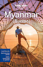 Lonely Planet Myanmar (Burma) by Lonely Planet (Paperback, 2017)