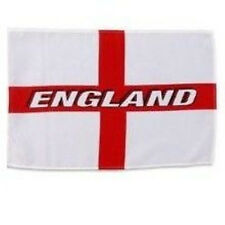 England Fabric Flag - 2ft x 3ft -  Sports Events / Parties / Events etc  - New