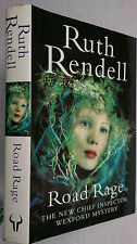 RUTH RENDELL.ROAD RAGE.WEXFORD.1ST/2 H/B D/J 1997 PRICED £16.99.UNREAD COPY