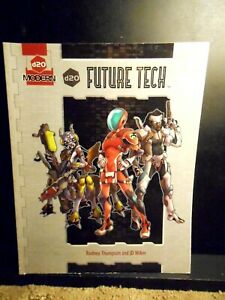 d20 Modern Roleplaying Game Future Tech Role Playing OOP