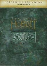 EL HOBBIT II LA DESOLACIÓN DE SMAUG EDICIÓN EXTENDIDA EN DVD, NUEVA Y PRECINTADA