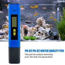 Ph Meter Acidity Tester Fish Tank Analytical Instruments Pen Water Quality