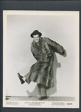 ROCK HUDSON DANCING IN ROARING TWENTIES FUR COAT - 1952 HAS ANYBODY SEEN MY GAL