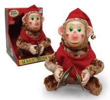 Magic Toy Monkey Westminster Circus Cymbal Musical Playing Battery Operated New