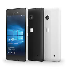 Microsoft Lumia 550|8GB|5 inch|1 GB Ram|5/2 MP|Windows 10|4G LTE|Snapdragon 210
