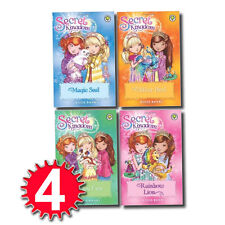 Secret Kingdom Series 4 Collection Rosie Banks 4 Books Set Collection Vol 19-22