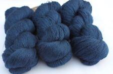 Fyberspates Scrumptious Lace Weight Yarn / Wool 100g - Midnight (508)