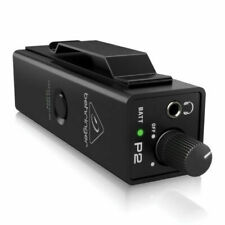 Behringer P2 In-Ear Monitor Amplifier (000CH400-0010)