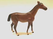 Austrian Vienna Cold Painted Bronze Horse Figurine Circa 1900s