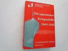 JAPAN MARINE NAVY SHIPS DIE JAPANISCHEN KRIEGSSCHIFFE 1869 - 1945 - 1970