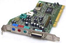 Turtle Beach ASC338 Dell 07005 Soundkarte PCI 32bit 3x 3,5mm Klinke 1x Gameport