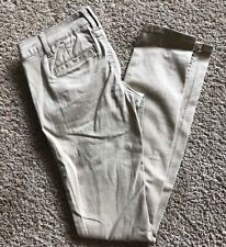 706655fc3a95a9 Womens Craft Brown Mossimo Low Rise SKINNY Chino Pant Size 00