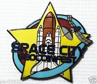 Space City Geocoinfest 2014 - Black Nickel Finish - New Geocoin Unactivate