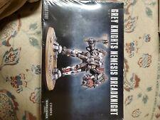 Games Workshop Warhammer 40K Grey Knights Nemesis Dreadknight Figure -...
