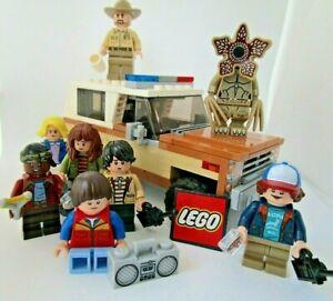 LEGO Stranger Things 75810 - Pick Your Own Minifigure inc Demogorgon Sinclair