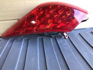 2008-2012 INFINITI EX35 PASSENGER Taillight quarter panel mounted Left Side OEM