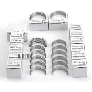 Crankshaft Main Bearings Guide Set For BMW 128i 335i 740Li X3 X5 N52 N54 N55 3.0