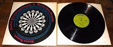 CURVED AIR ~ AIR CONDITIONING ~ UK GREEN WARNER BROS LP 1975 1ST PRESS  A1/B1
