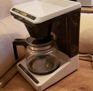 Vintage Norelco Dial-A-Brew II 10 Cup Drip Coffee Maker WORKING HB-5186