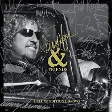 SAMMY HAGAR & FRIENDS s/t CD+DVD Deluxe NEW SEALED