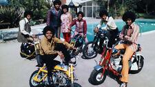 Michael Jackson The Jackson 5 & Parents 1970 High Gloss Beautiful 8.5x11 Photo