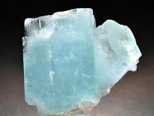Museum 428 g Gem Aquamarine Crystal Cluster, Nagar, Pakistan!AQ392