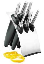 NEW Global Millennium 7pc Knife Block Set RRP $749.00 Knives Pce Scanpan