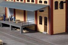 Auhagen 11436 - H0 Bausatz  Lagerhaus-Halbrelief - NEU in OVP