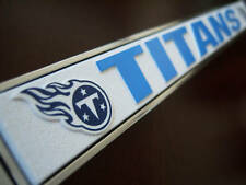 1 Tennessee Titans Chrome Auto License Plate Frame