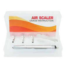 Pneumatic Dental Scaler Air Tooth Cleaning Machine Dental Calculus Tartar Remove