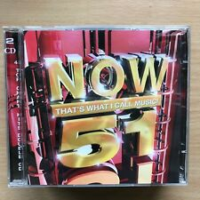 Now That's What I Call Music 51 2002 Rock Pop Compilation CD