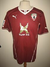 Rubin Kazan MATCH WORN M'Vila Russia football shirt soccer jersey trikot size L