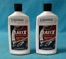 New Meguires PlastX Clear Plastic Cleaner & Polish